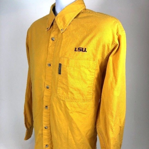 5caba5151ca4d Columbia Other - Columbia LSU Tigers Mens Outdoor Shirt